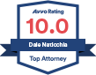 Avvo - Clients' Choice Badge